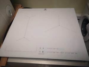 Plaque à induction ELECTROLUX – Prix : 54 160FR – GARANTIE 3 MOIS EN ATELIER / FA193501
